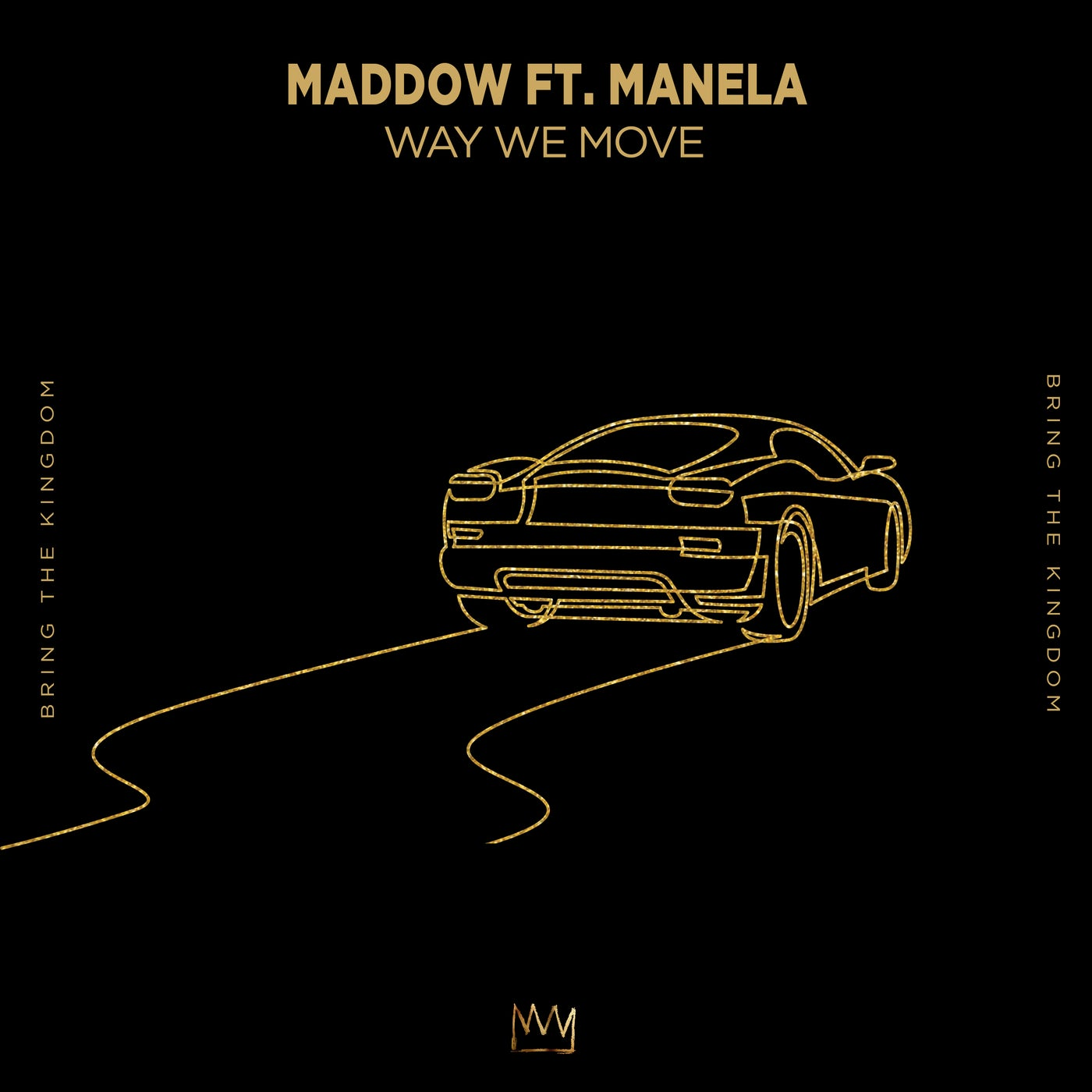 Way We Move feat. Manela (Extended Mix)