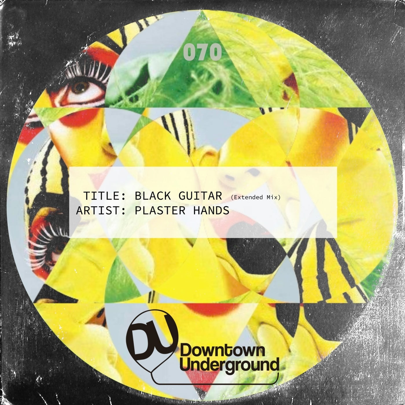 Black Guitar (Extended Mix)