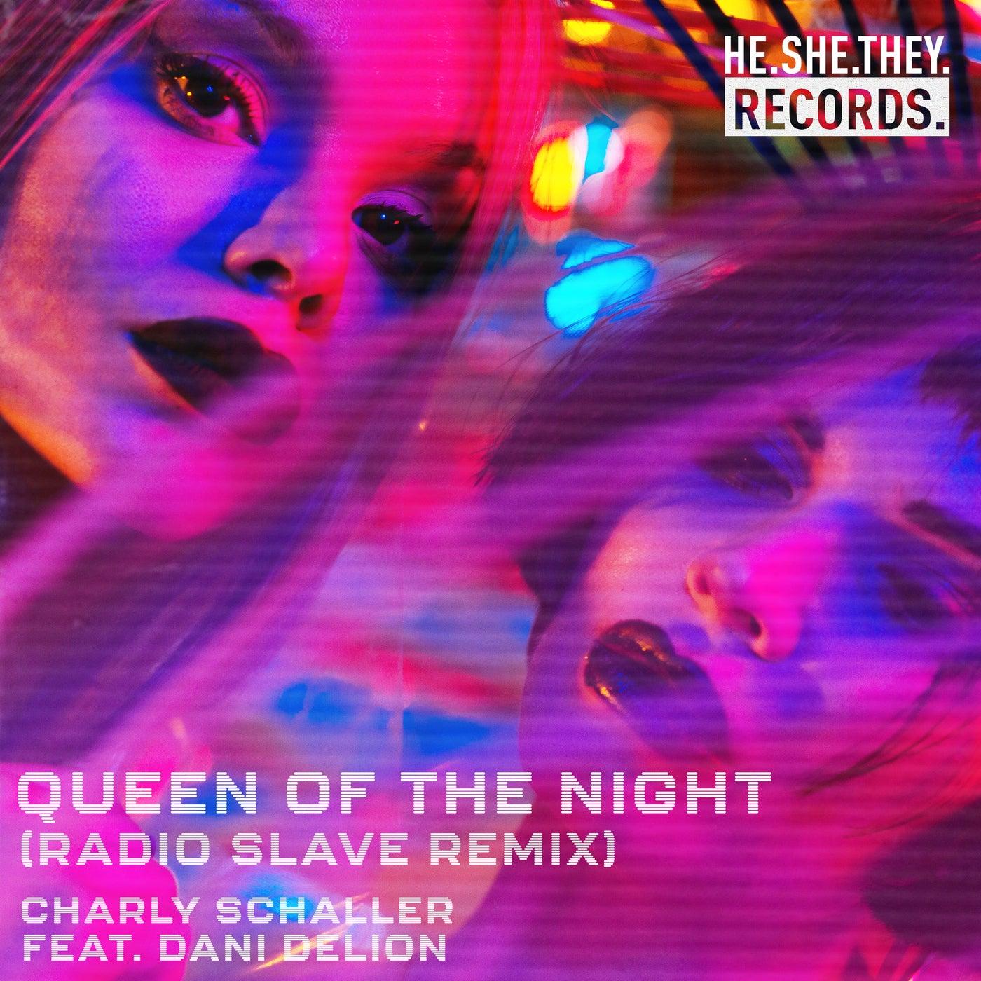Queen Of The Night (feat. Dani DeLion) (Radio Slave Remix)