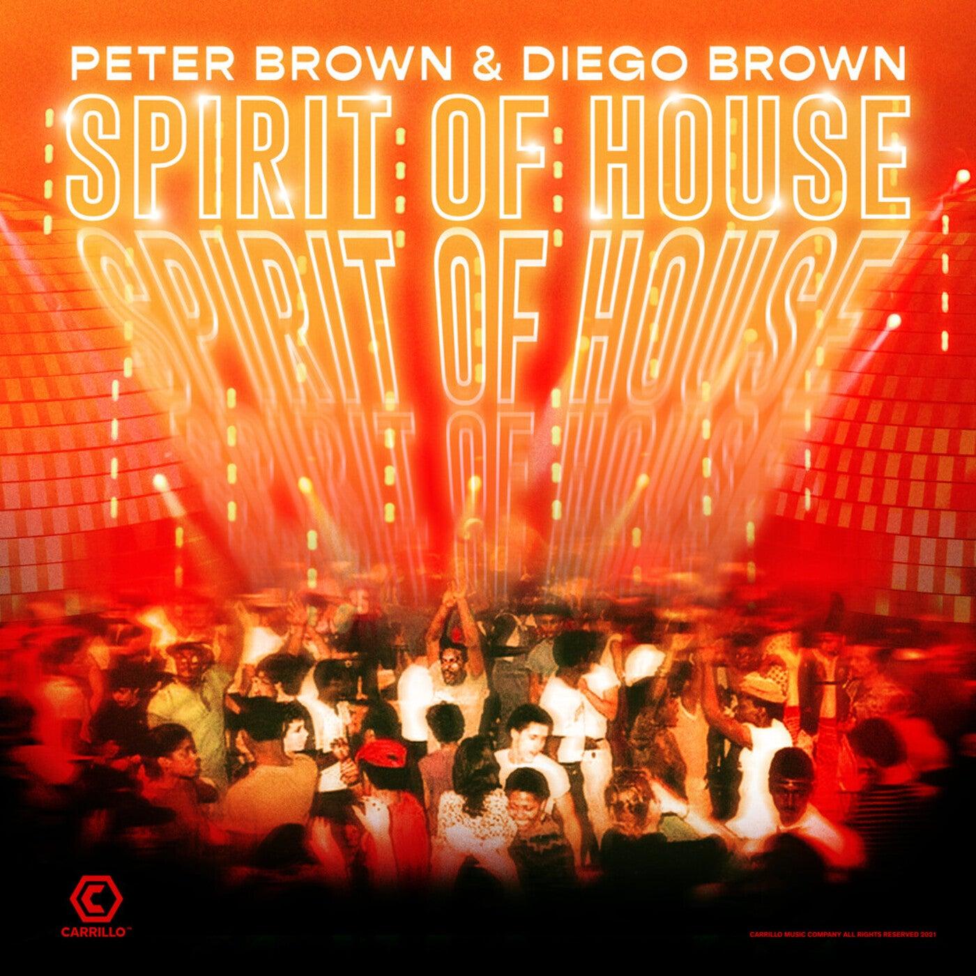 Spirit of House (Club Mix)