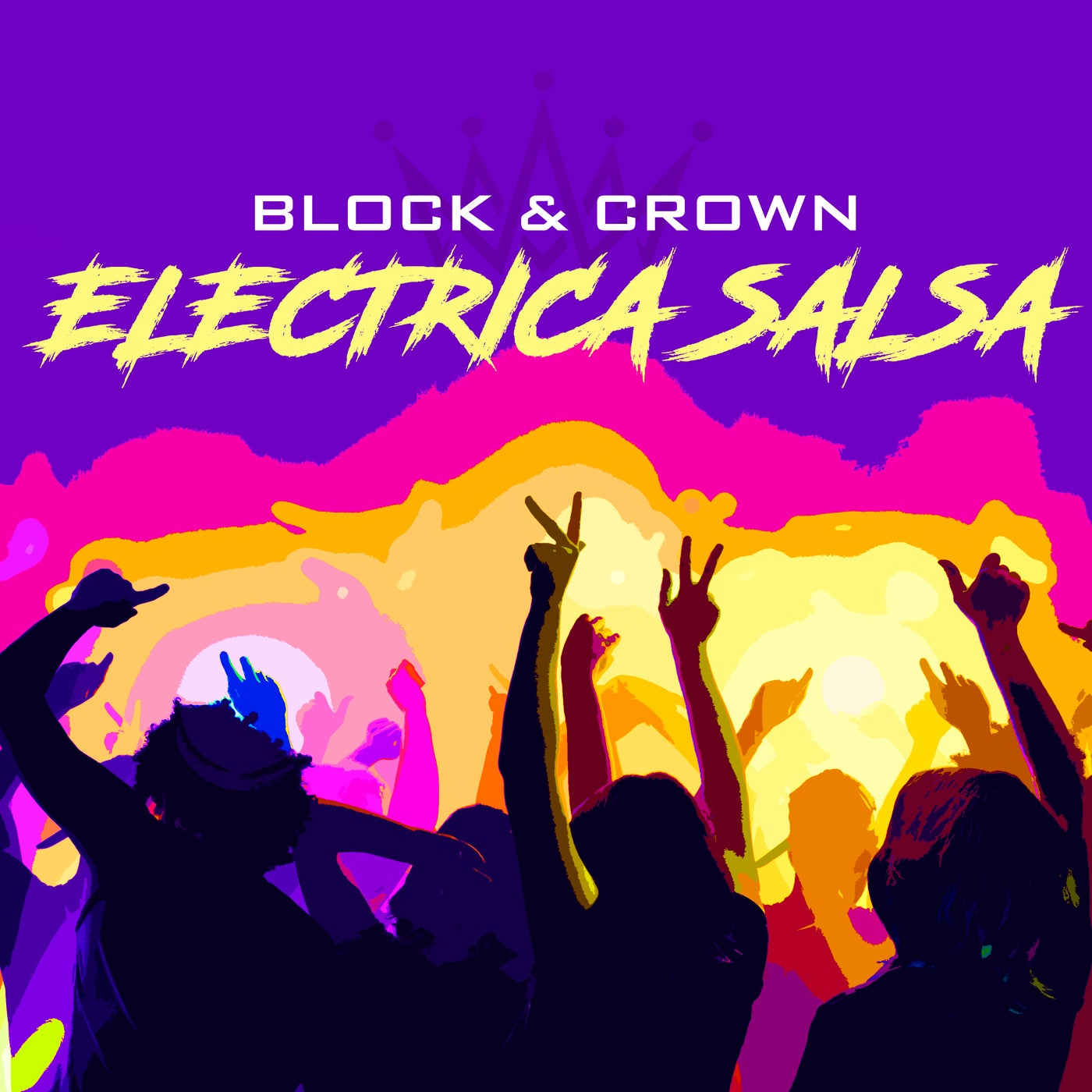 Electrica Salsa (Block & Crown Nu Disco Extended Remix)