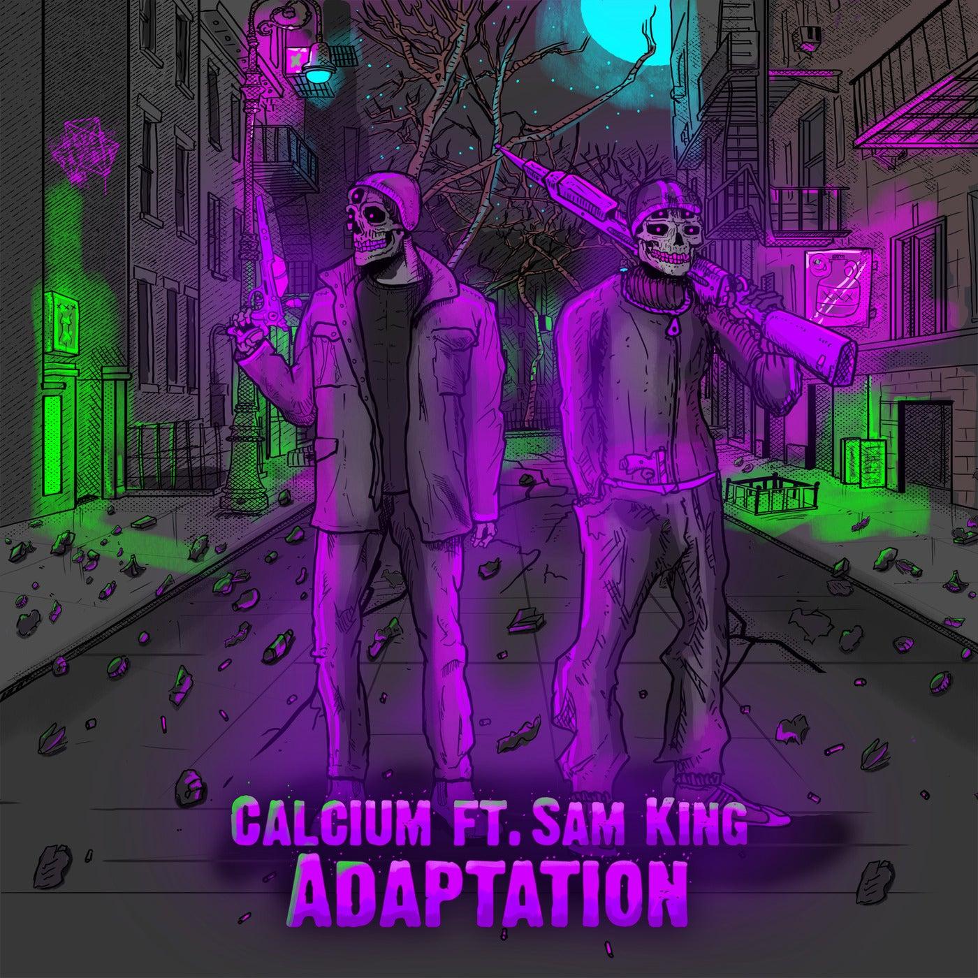 Adaptation feat. Sam King (Original Mix)