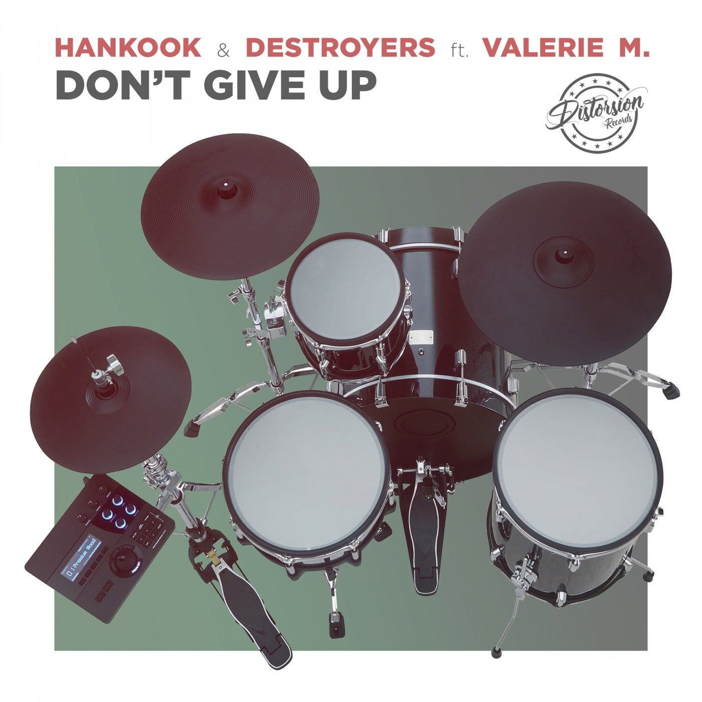 Don´t Give Up (feat. Valerie M) (Original Mix)