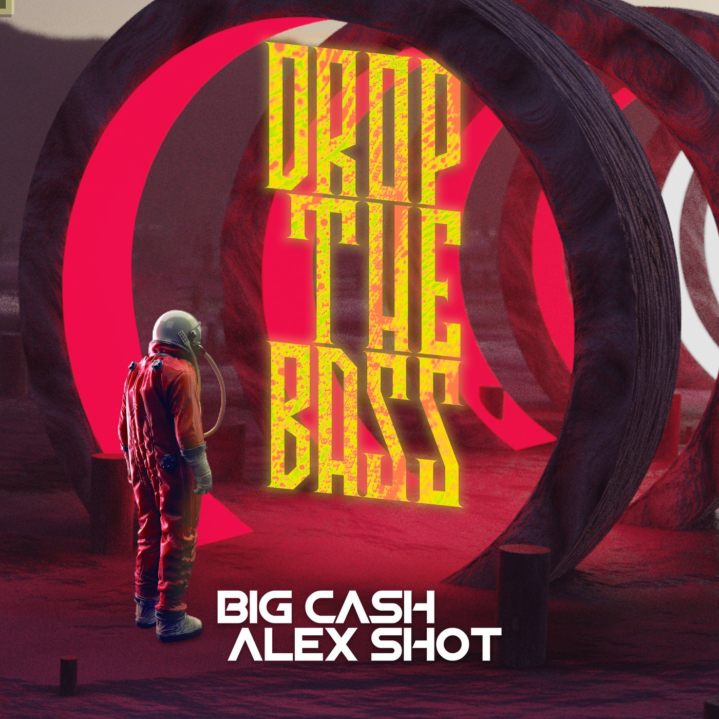 Drop The Bass (Extended Mix)
