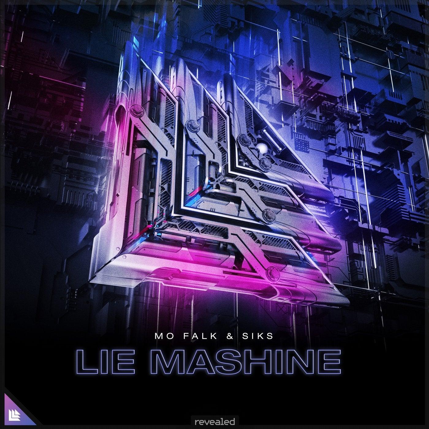 Lie Mashine (Extended Mix)