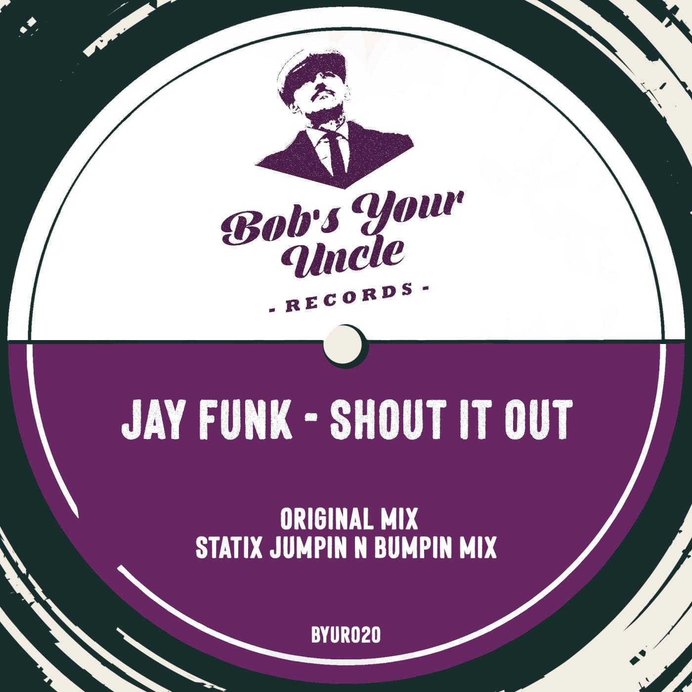 Shout It Out (Statix Jumpin N Bumpin Mix)