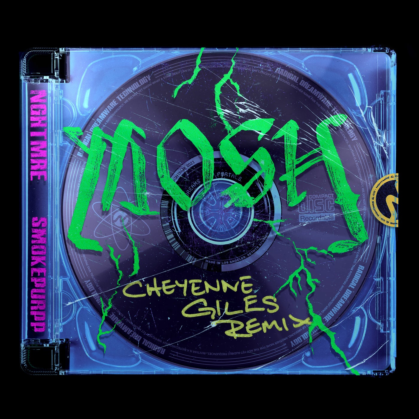 MOSH (Cheyenne Giles Extended Mix)