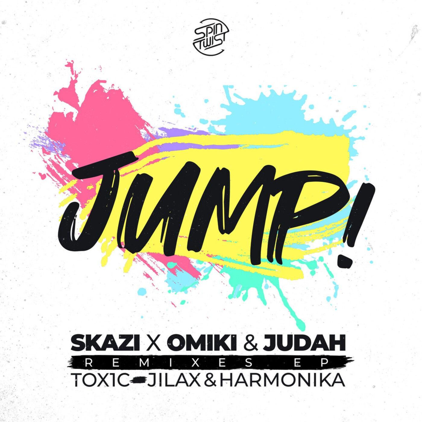 Jump! (Harmonika & Jilax Remix)