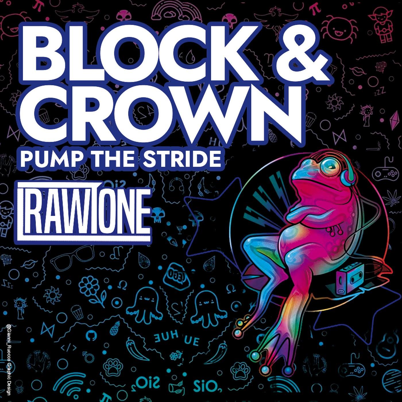 Pump The Stride (Original Mix)