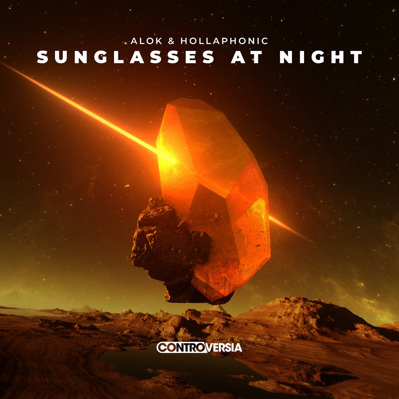 Sunglasses At Night (Extended Mix)