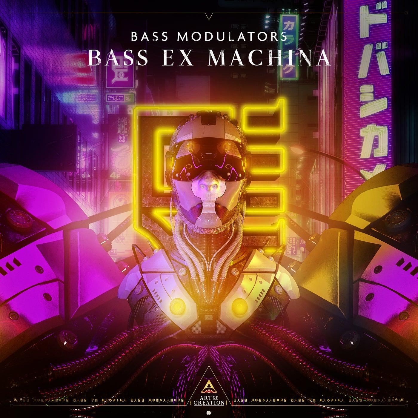 Bass Ex Machina (Extended Mix)