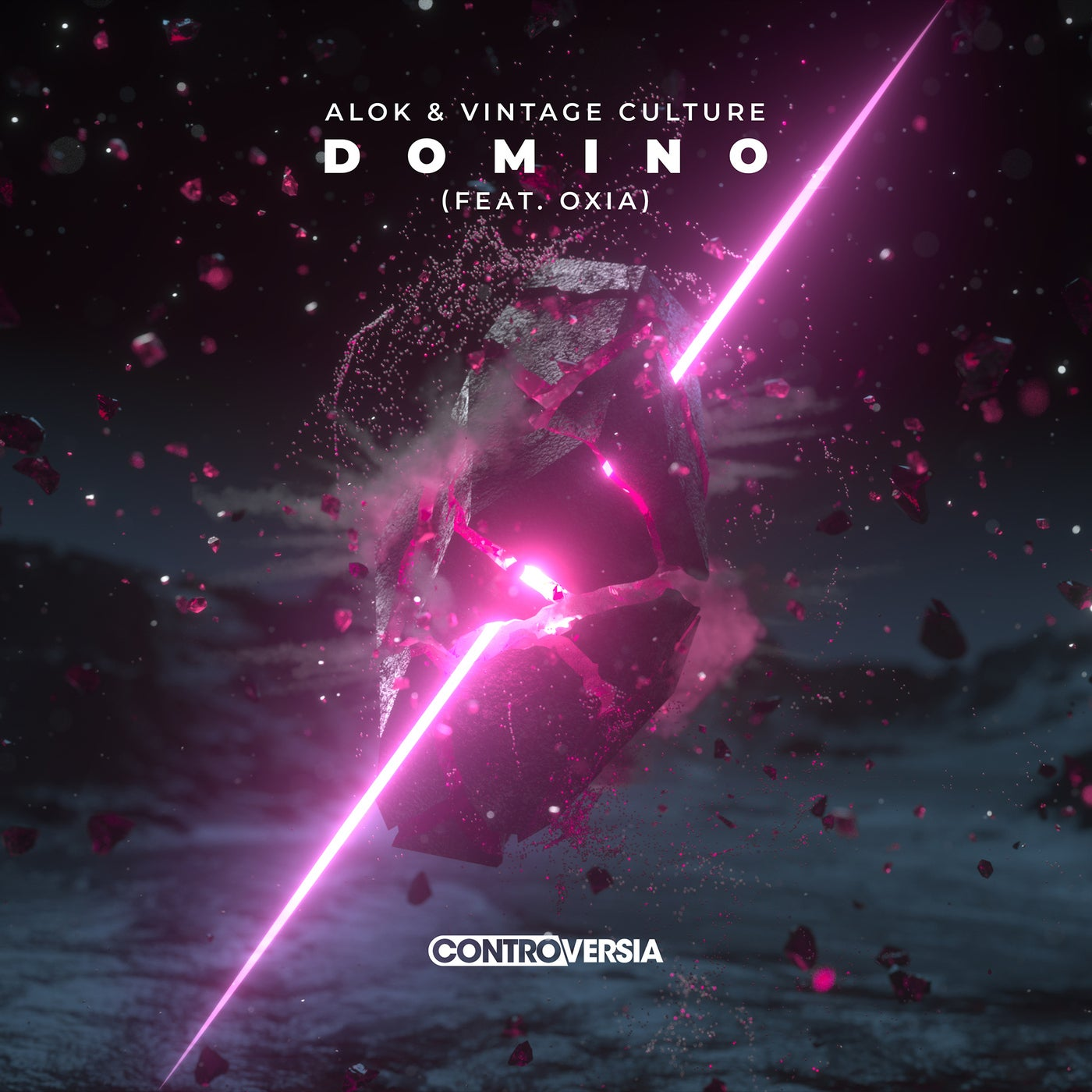 Domino (feat. Oxia) (Extended Mix)