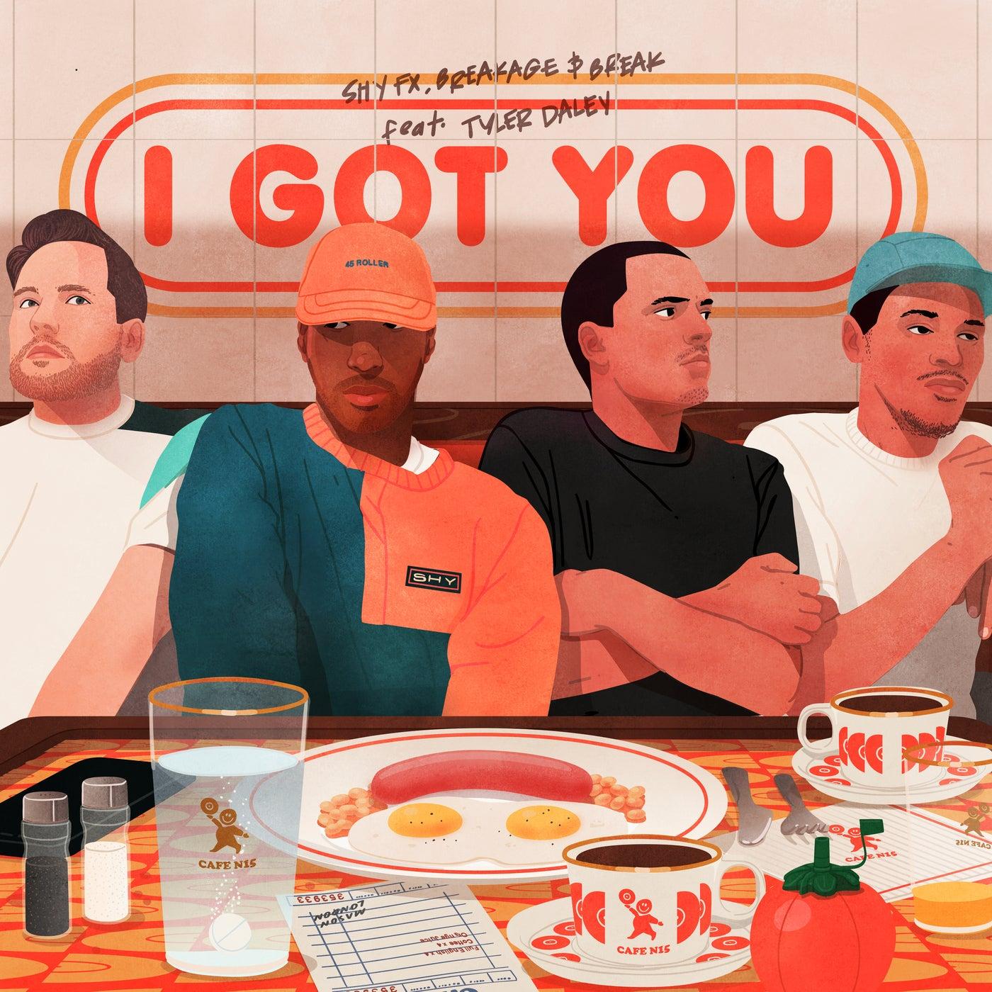 I Got You (feat. Tyler Daley) (Original Mix)