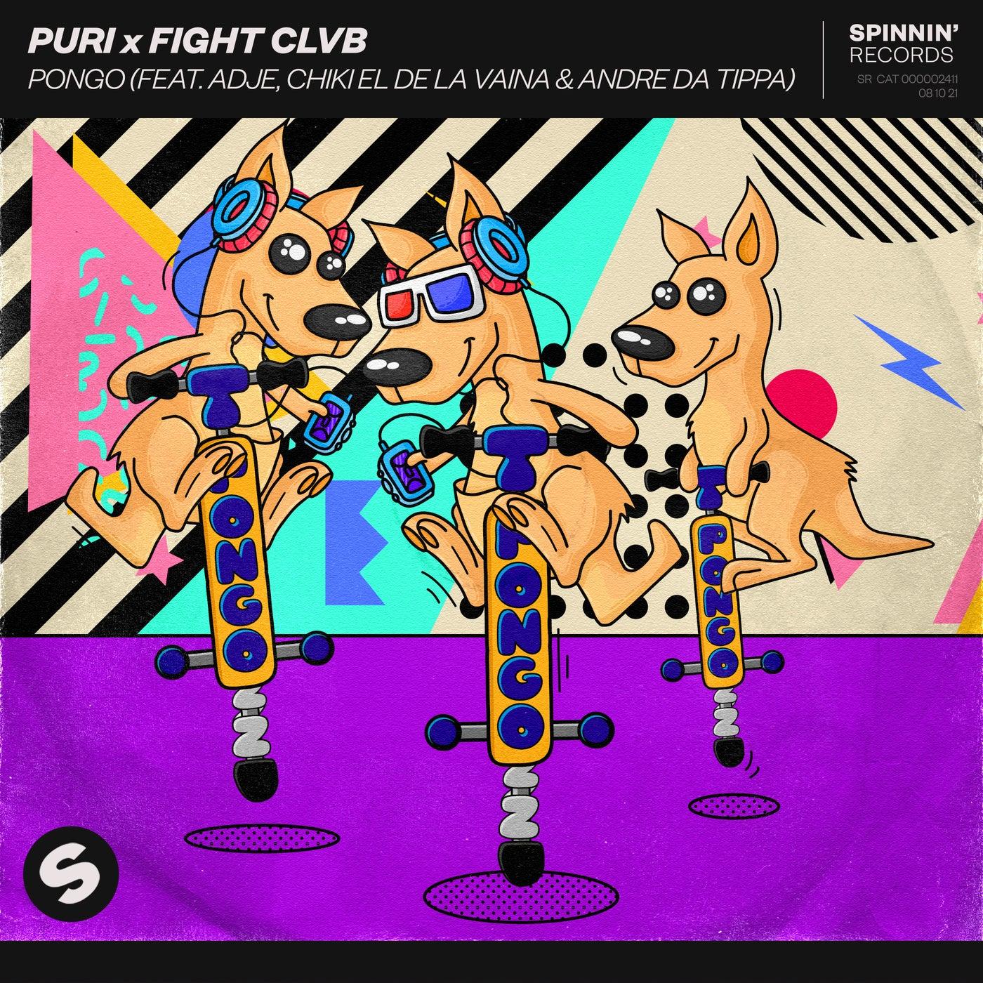 Pongo (feat. Adje, Chiki El De La Vaina & Andre Da Tippa) (Extended Mix)