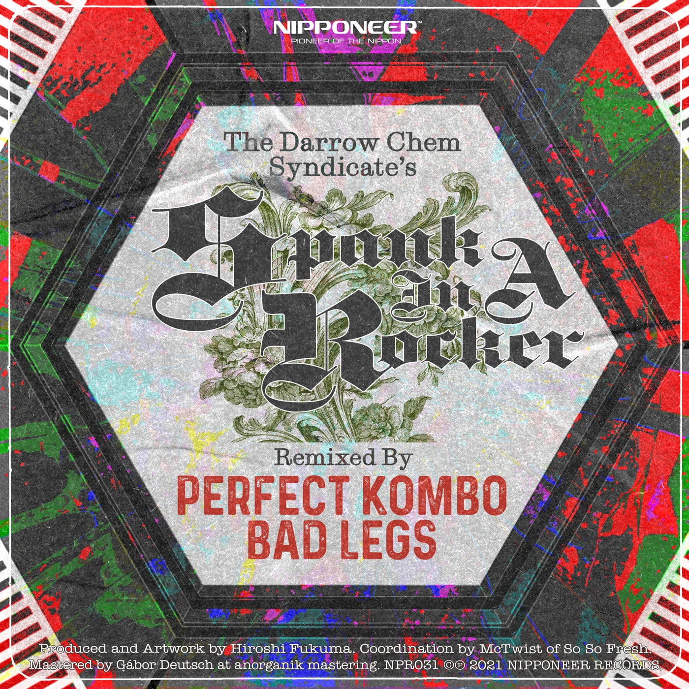 Spank In A Rocker (Perfect Kombo Remix)