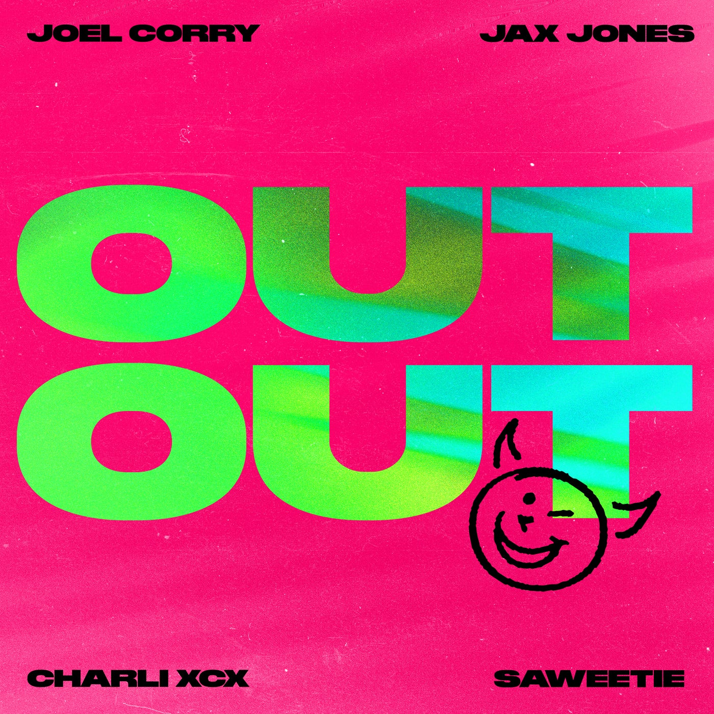 OUT OUT (feat. Charli XCX & Saweetie) [Extended] (Original Mix)