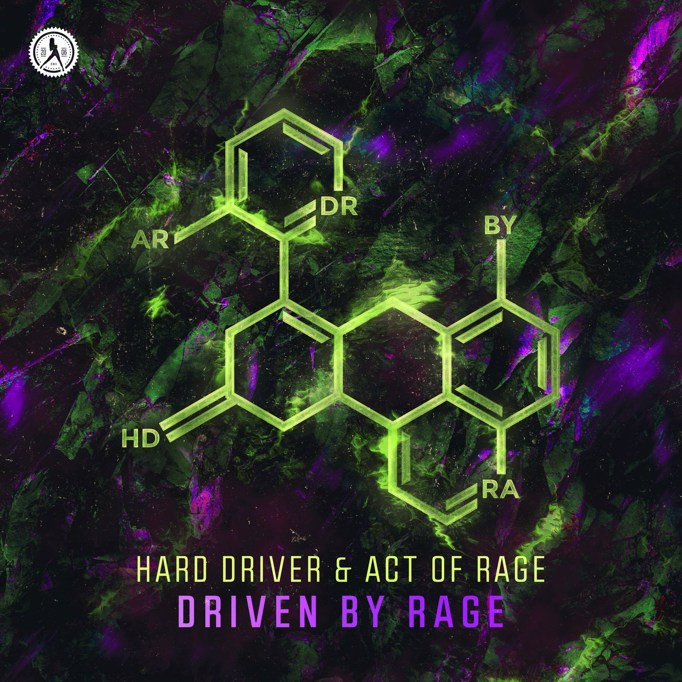 Driven By Rage (Extended Mix)
