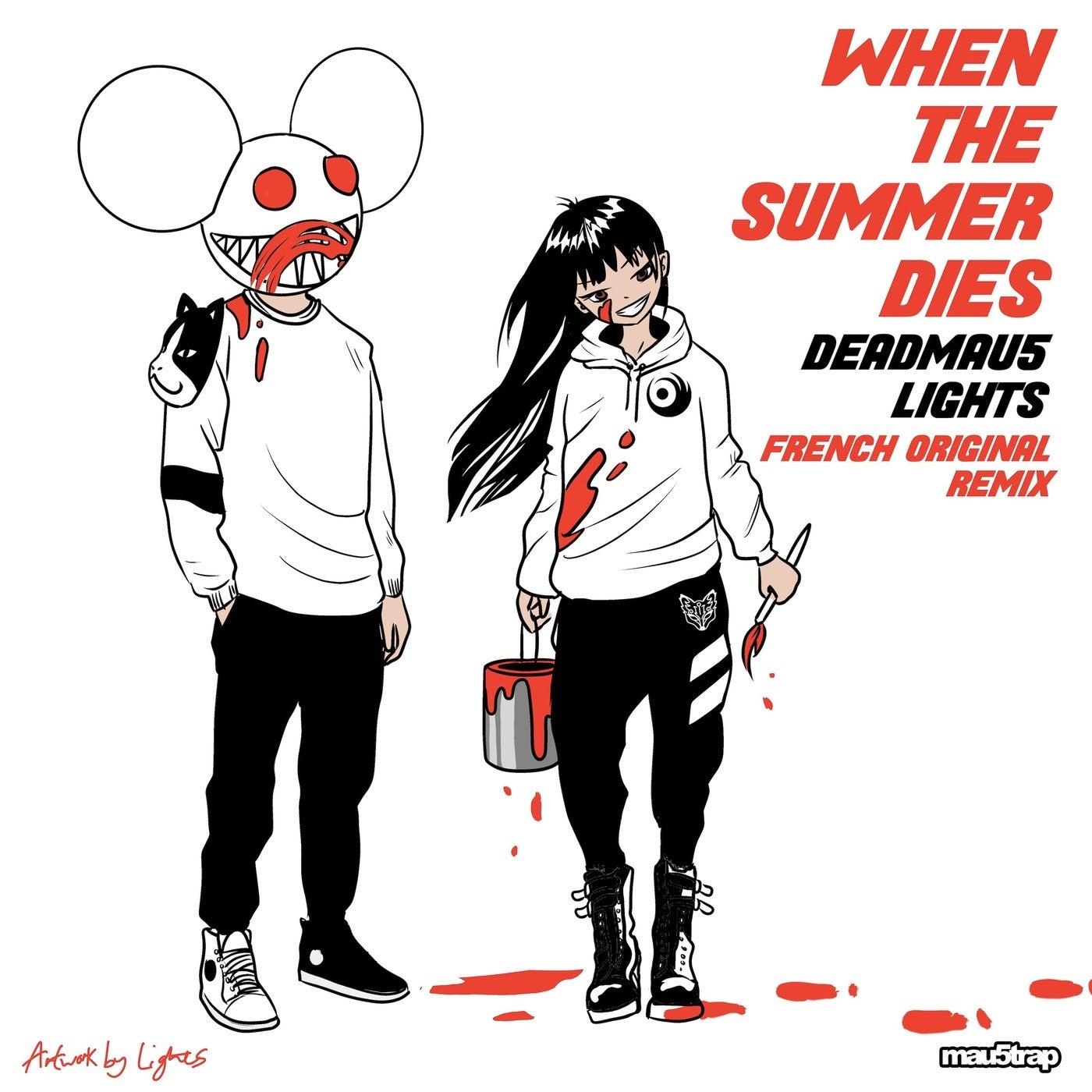 When The Summer Dies (French Original Remix)