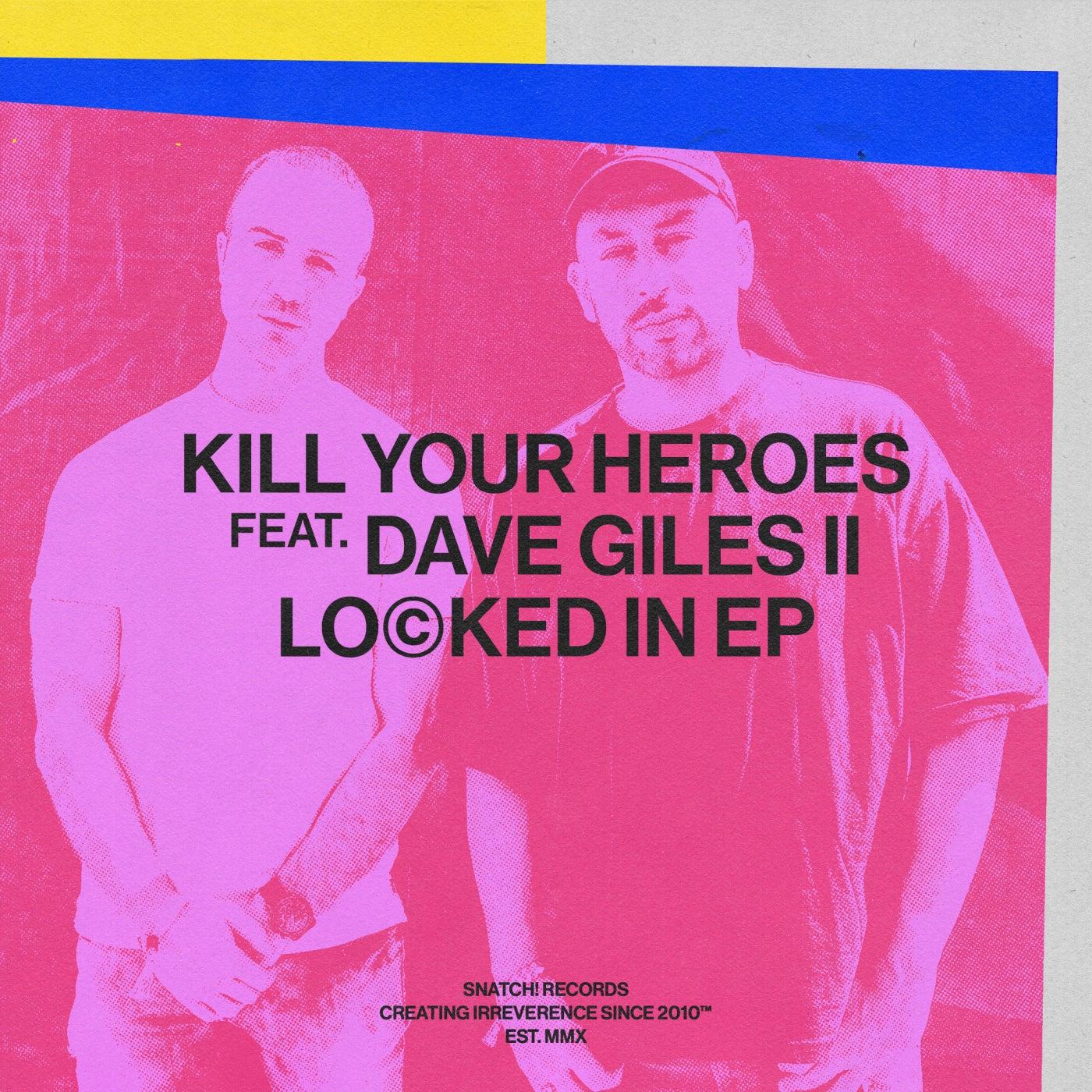 Locked In (Darius Syrossian Remix)