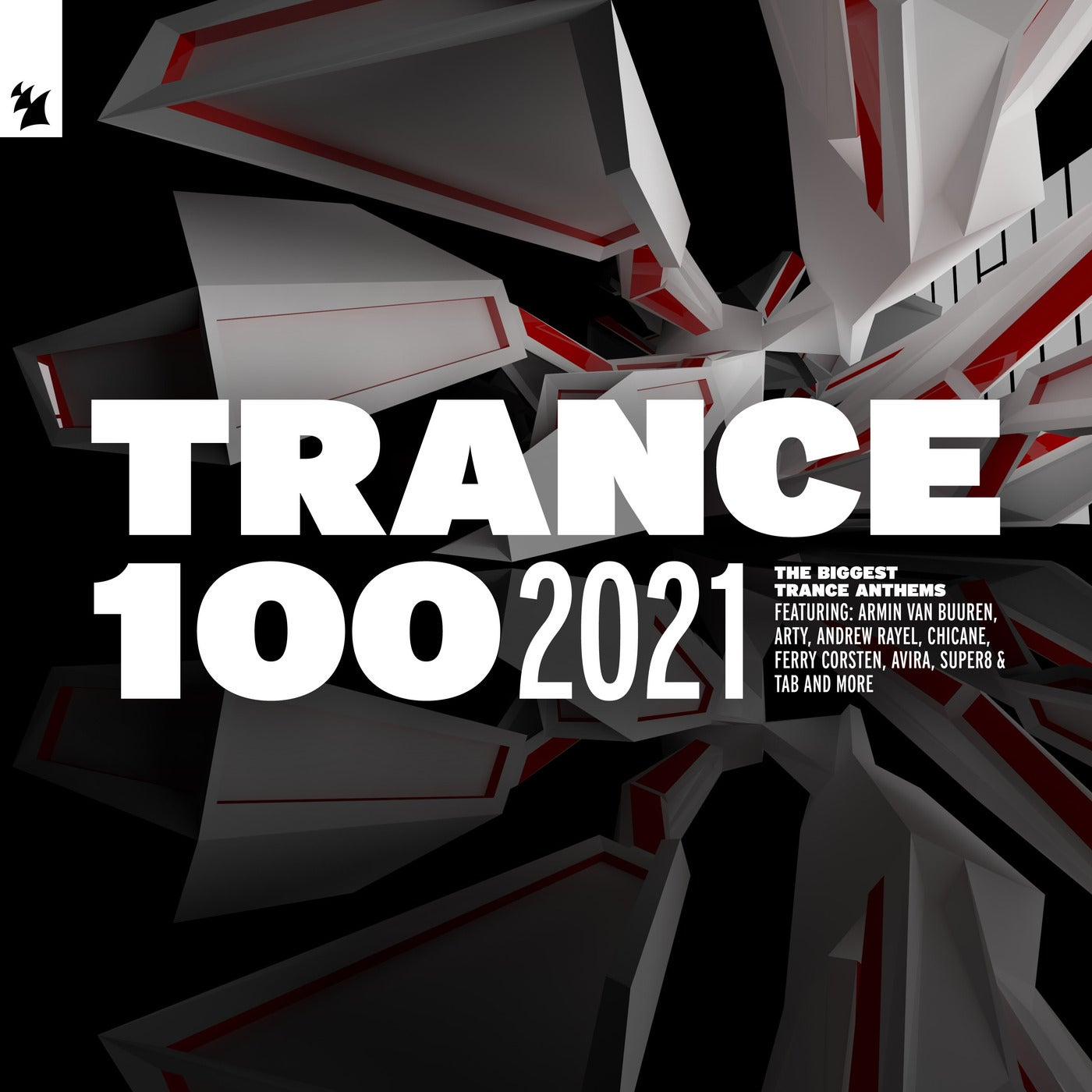 Trance 100 - 2021 - Extended Versions