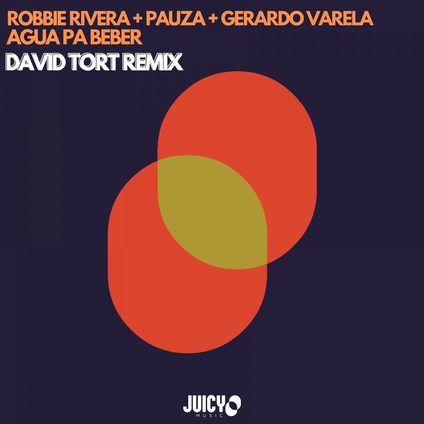 Agua Pa Beber (David Tort Extended Remix)