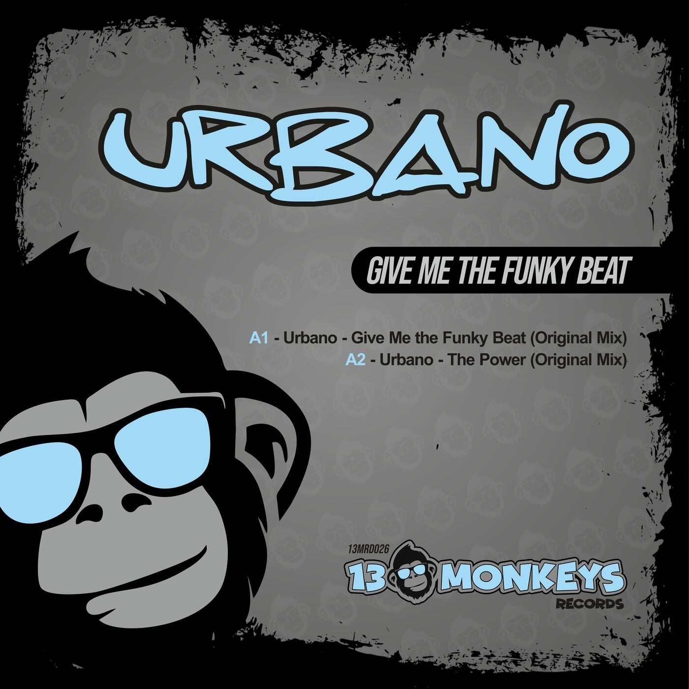 Give Me The Funky Beat (Original Mix)