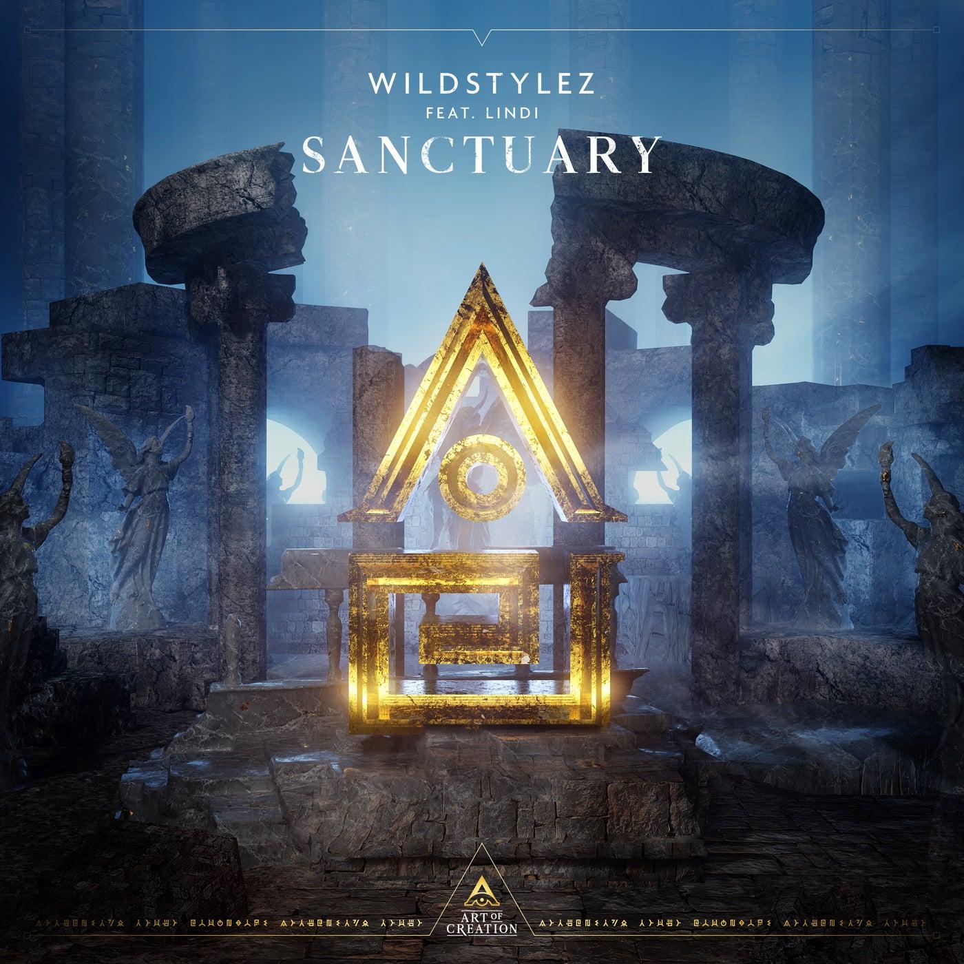 Sanctuary (feat. Lindi) (Extended Mix)