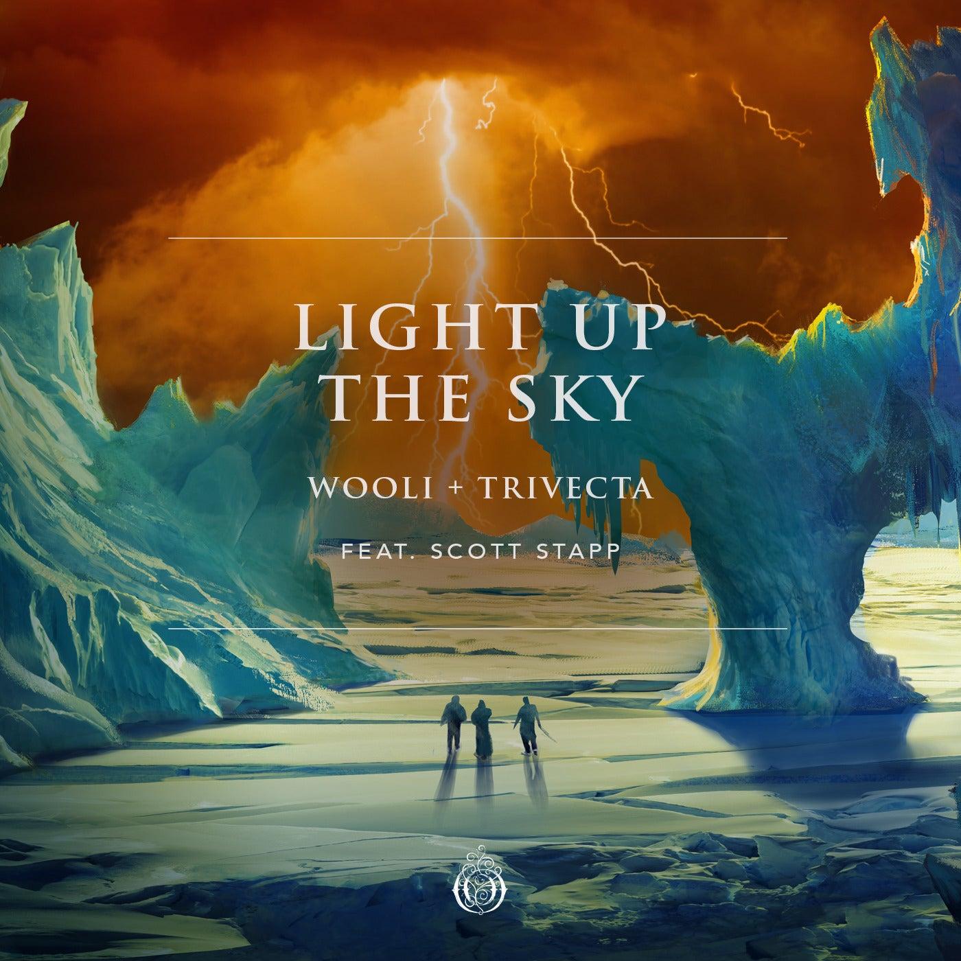 Light Up The Sky (feat. Scott Stapp) feat. Scott Stapp (Original Mix)