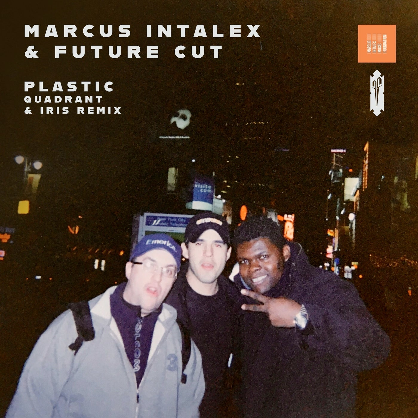 Plastic (Quadrant & Iris Remix)