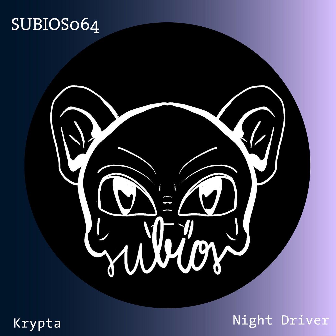 Night Driver (Original Mix)