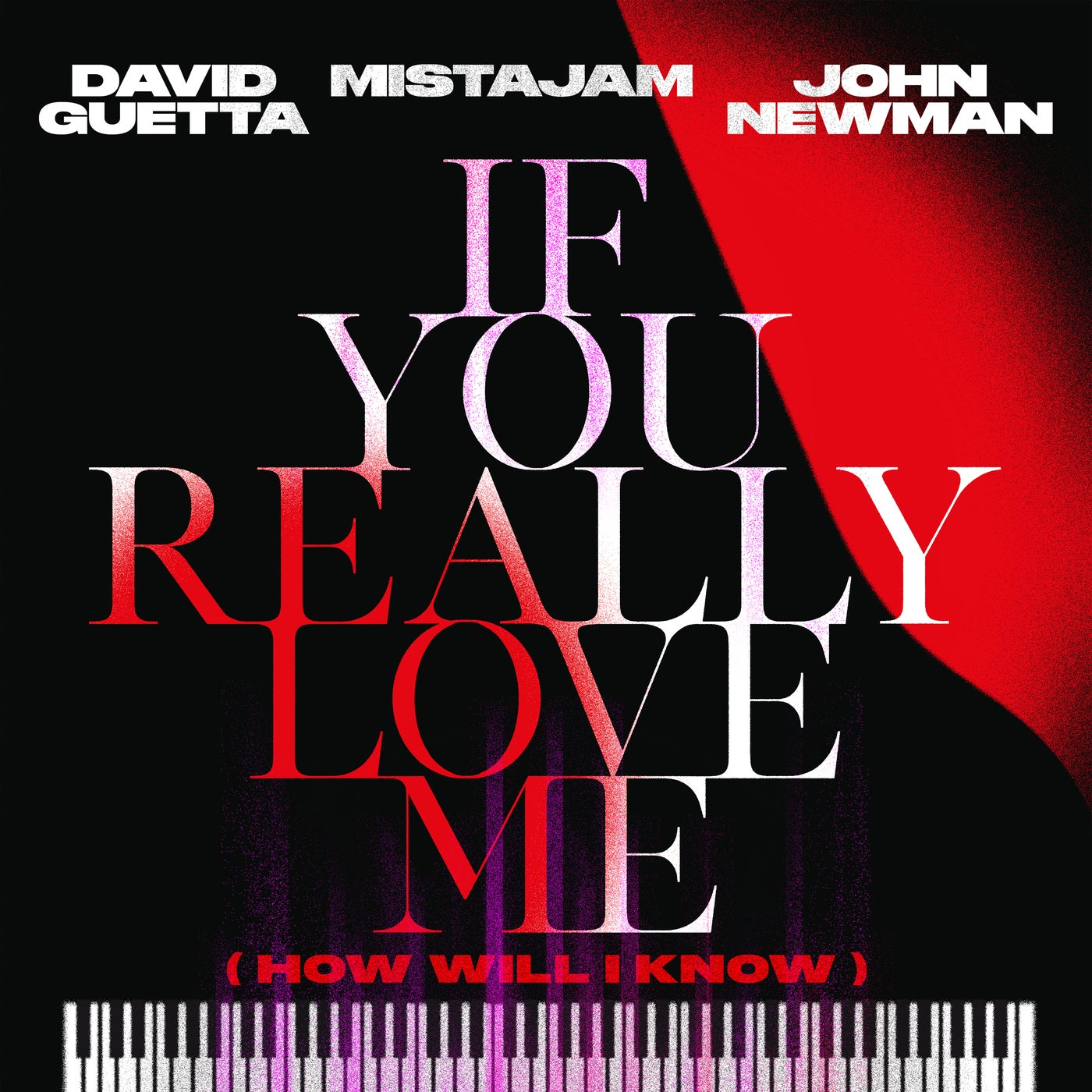 If You Really Love Me (How Will I Know) (Extended)