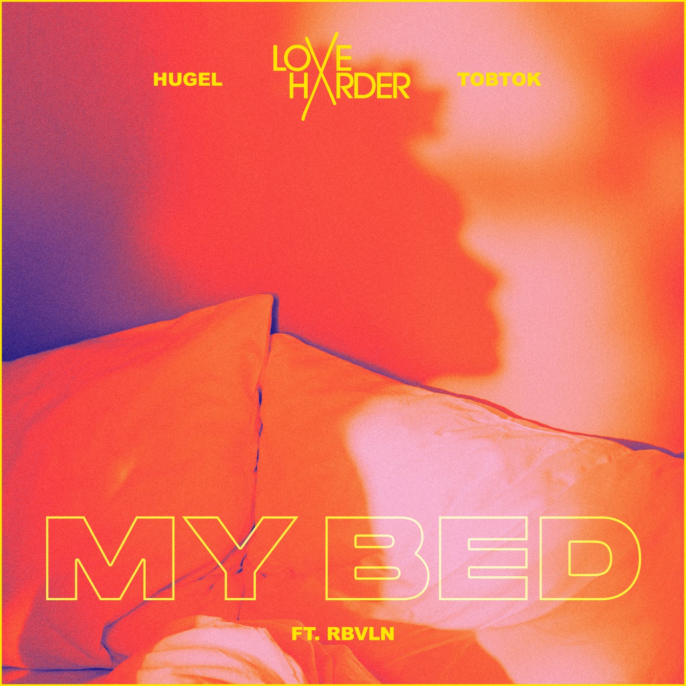 My Bed feat. RBVLN (Extended Mix)