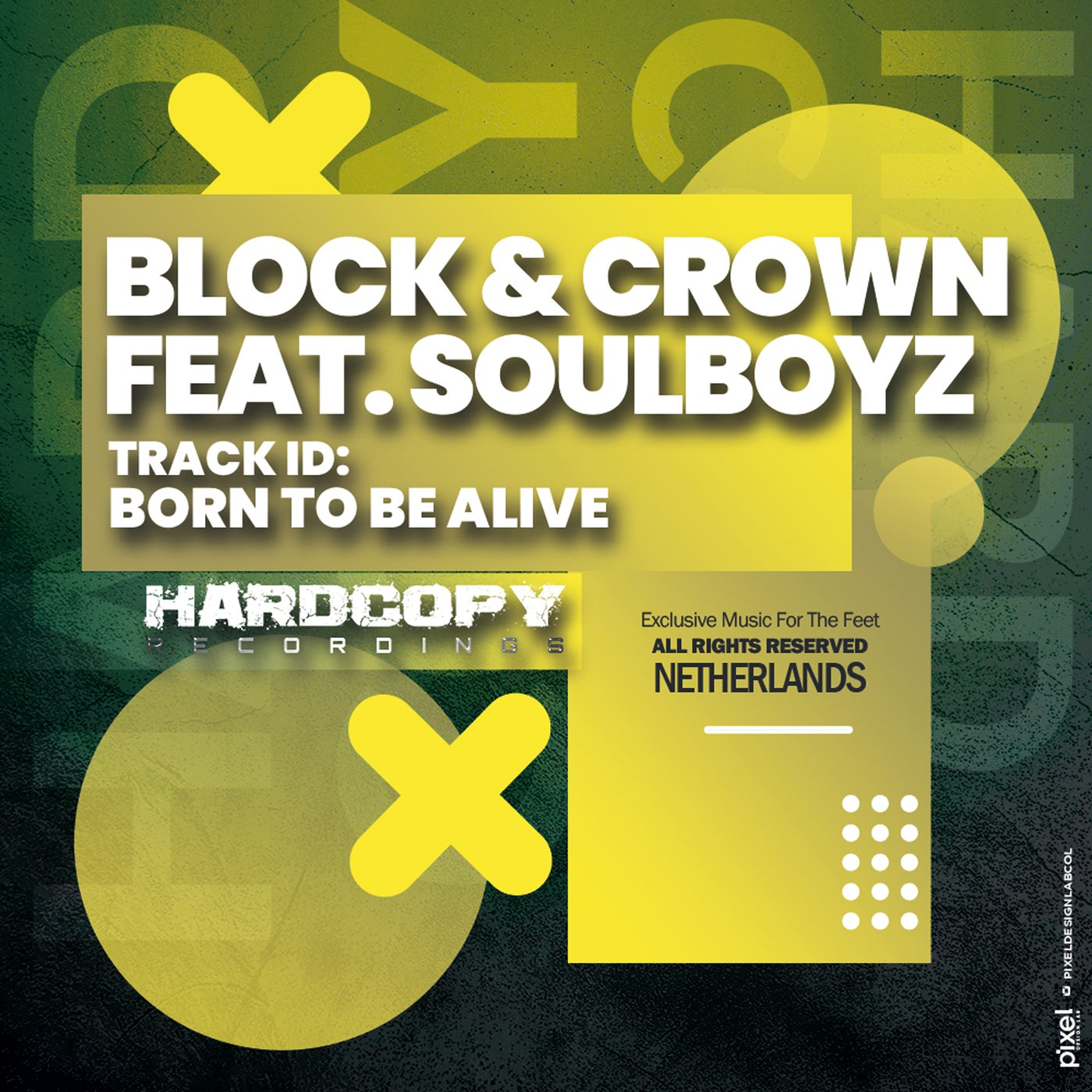 Born to Be Alive feat. The Soulboyz (Original Mix)
