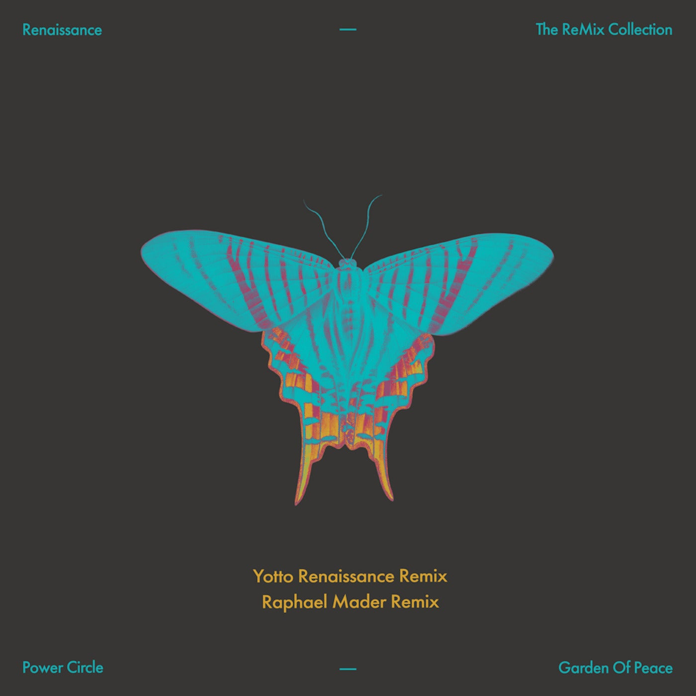 Garden Of Peace (Yotto Renaissance Remix)