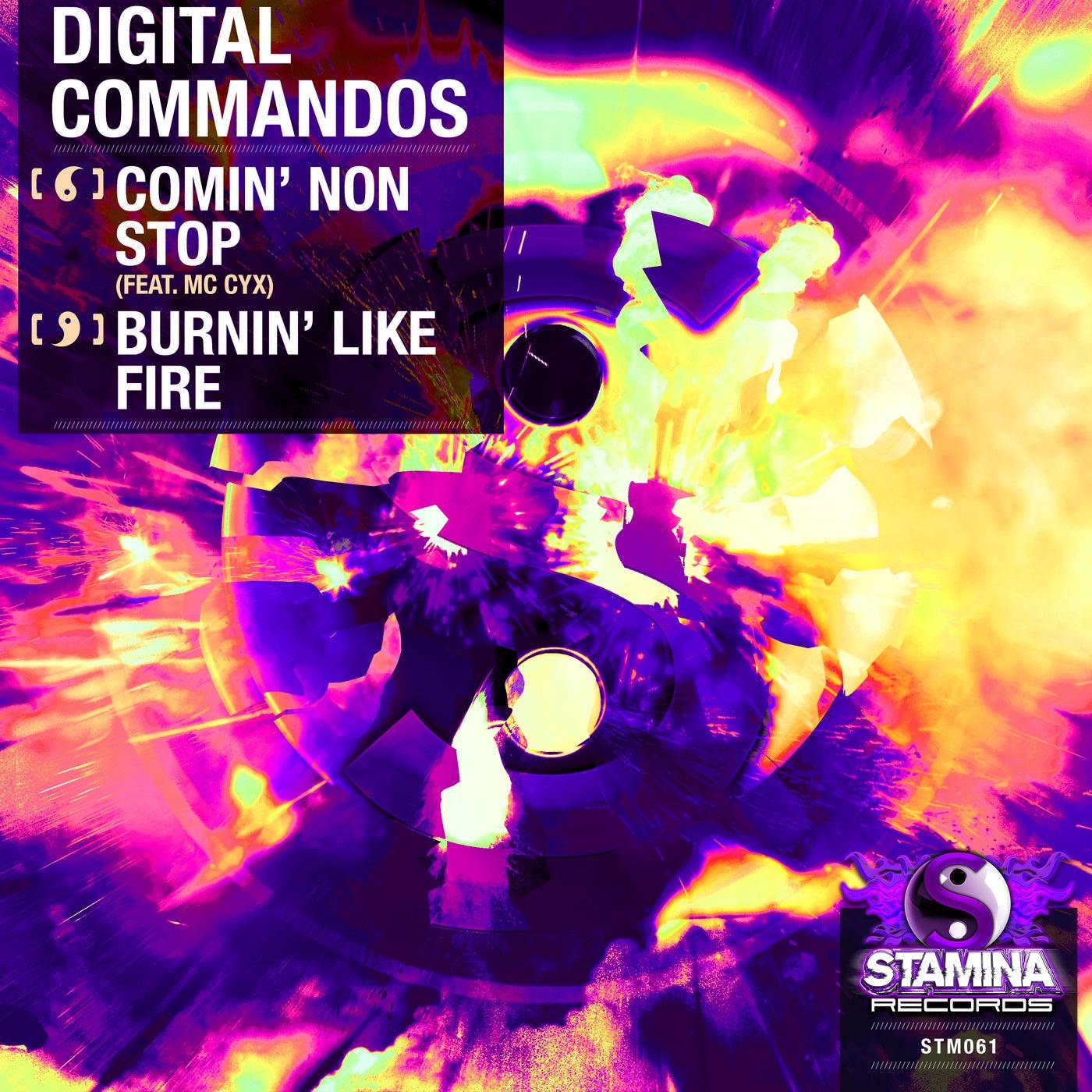 Burnin' Like Fire (Original Mix)