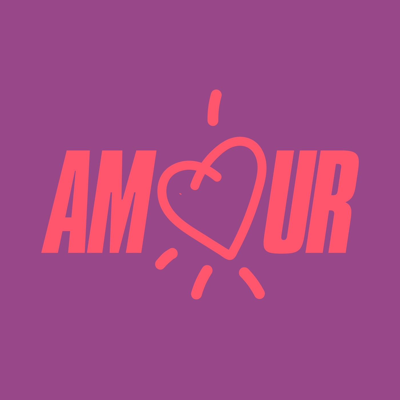 Amour (Extended Mix)