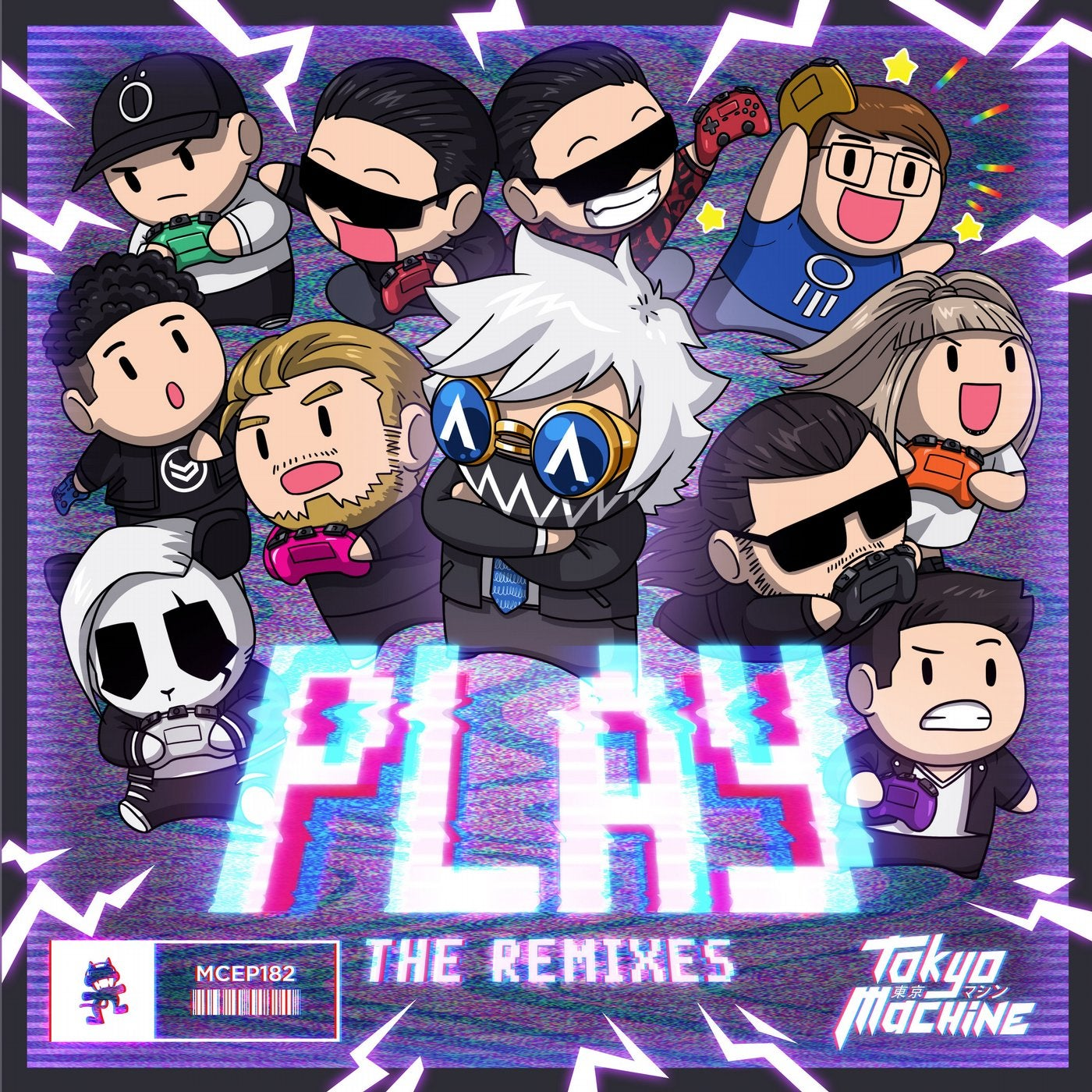 PLAY (Eliminate Remix)