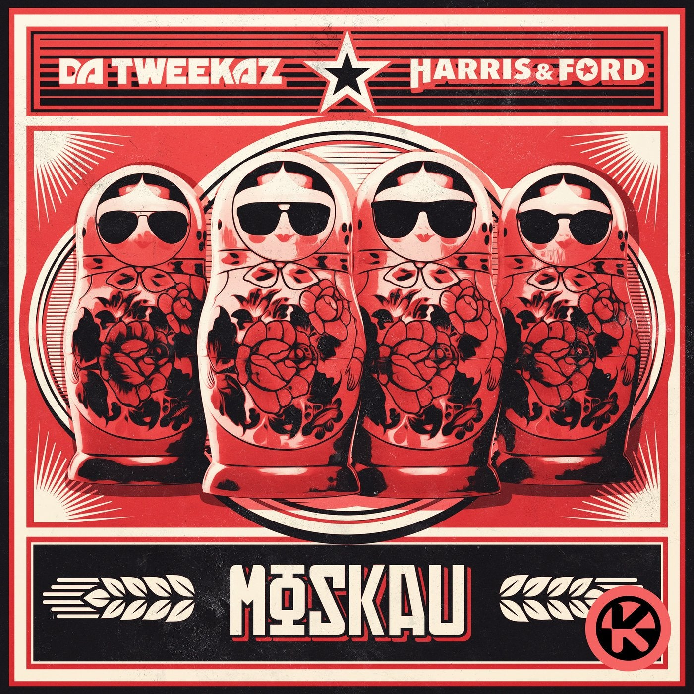 Moskau (Extended Mix)