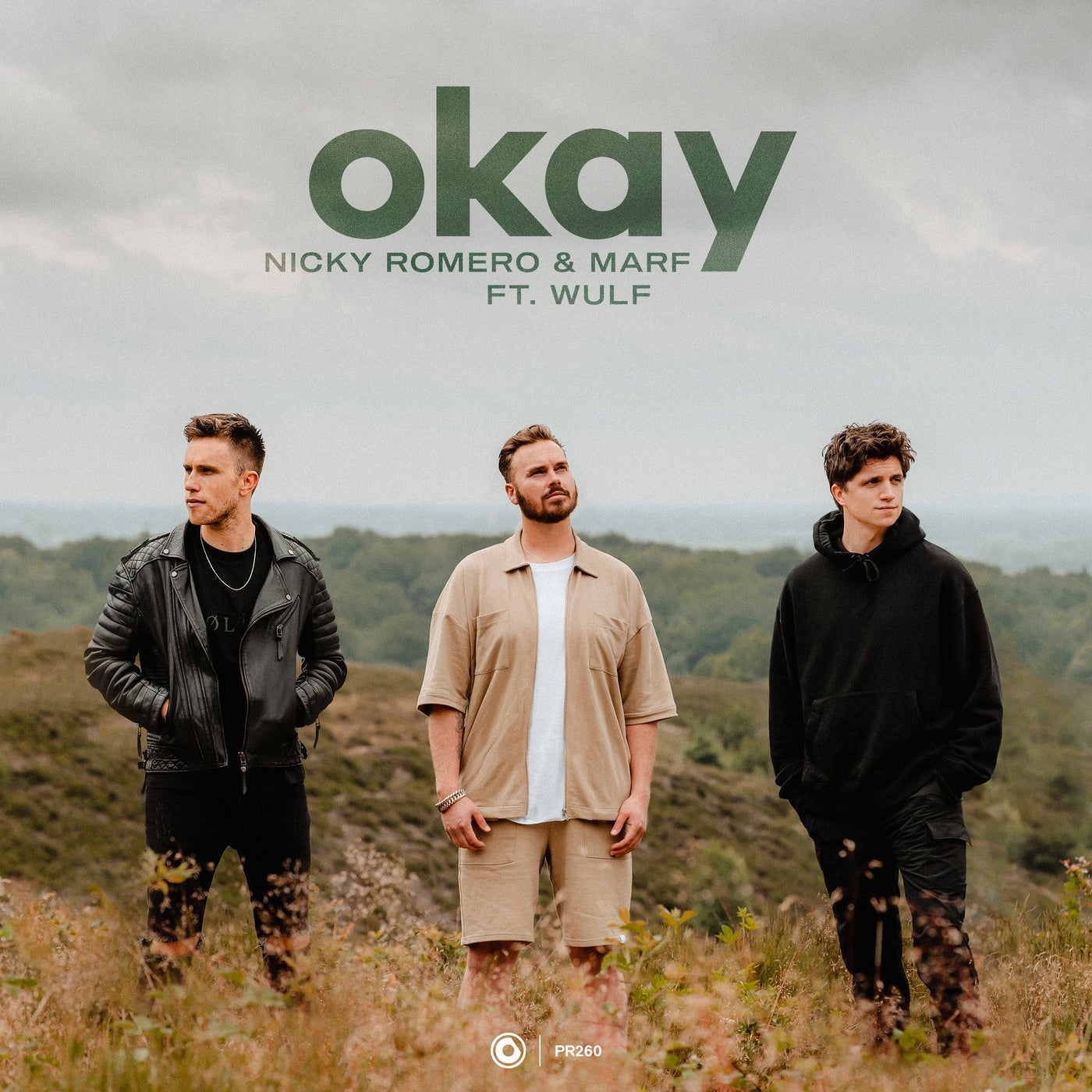 Okay feat. Wulf (Extended Mix)