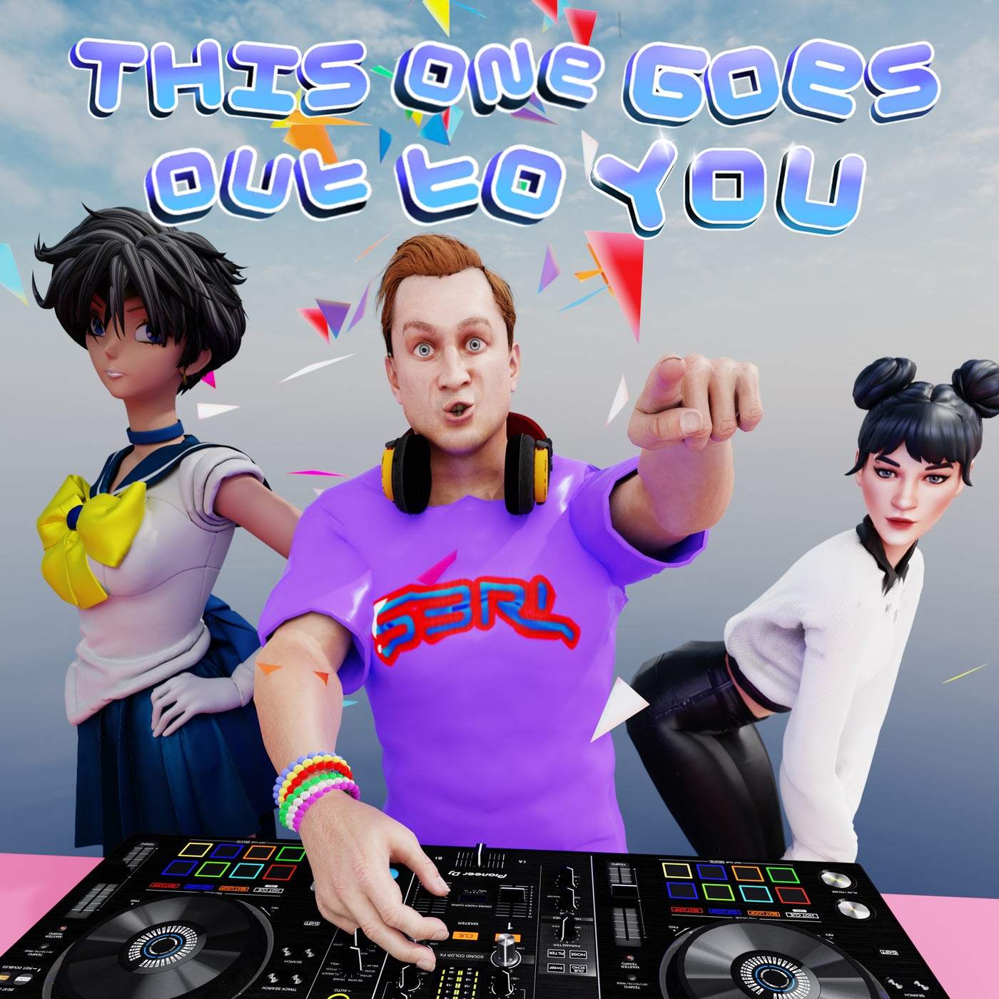 This One Goes Out To You (DJ Edit)