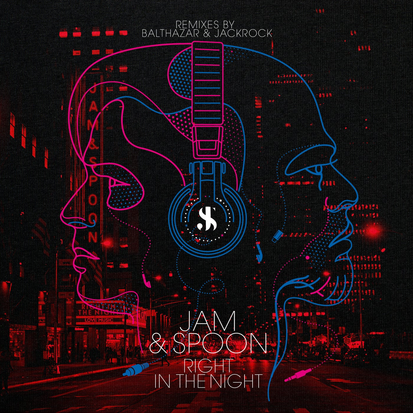 Right in the Night feat. Plavka (Balthazar & JackRock Extended 5 A.M. Rave Remix)