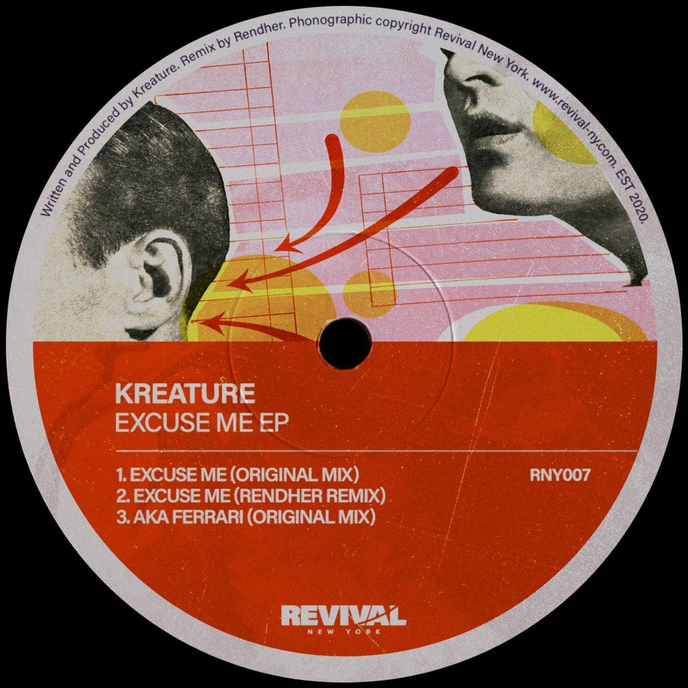 Excuse Me (Rendher Remix)