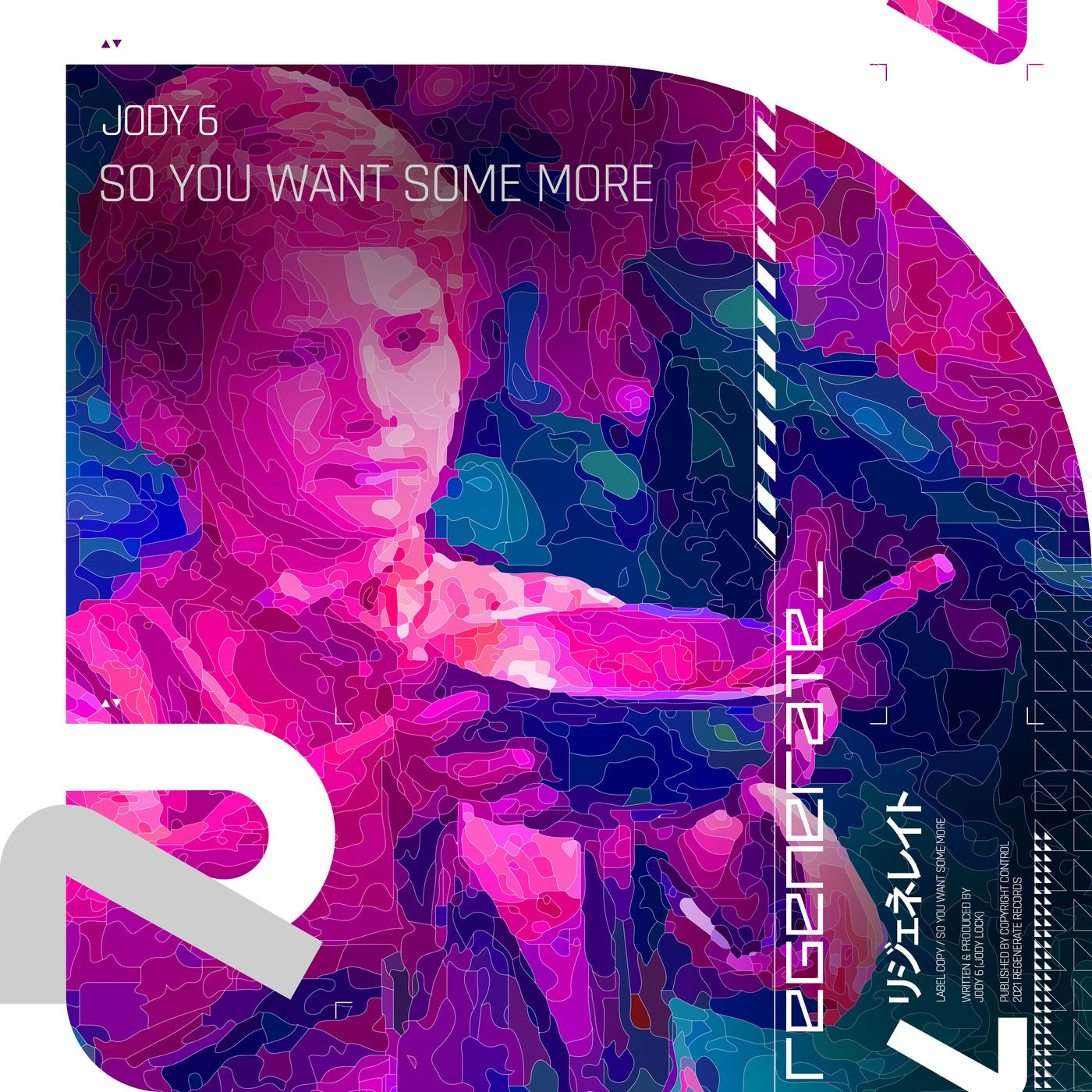 So You Want Some More (Extended Mix)