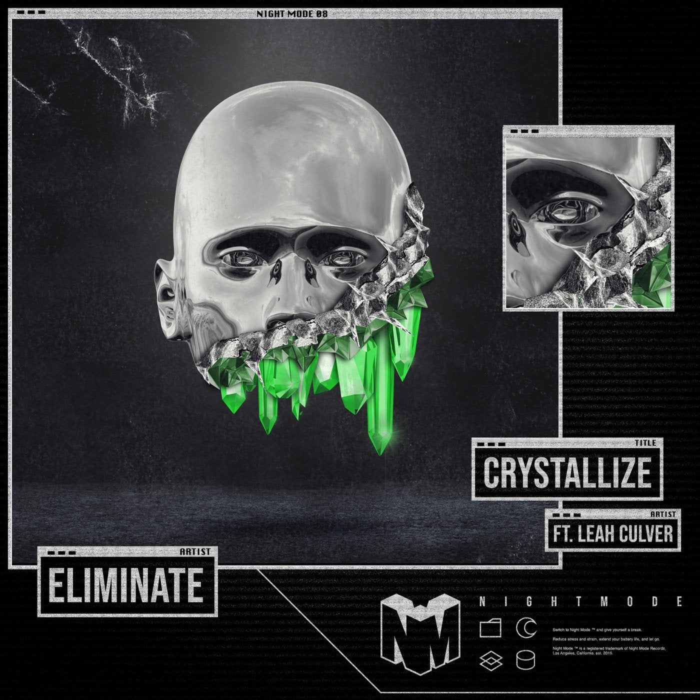 Crystallize (feat. Leah Culver) (Original Mix)