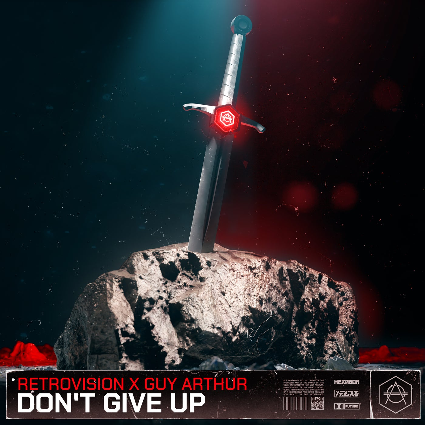 Don't Give Up feat. Guy Arthur (Extended Mix)