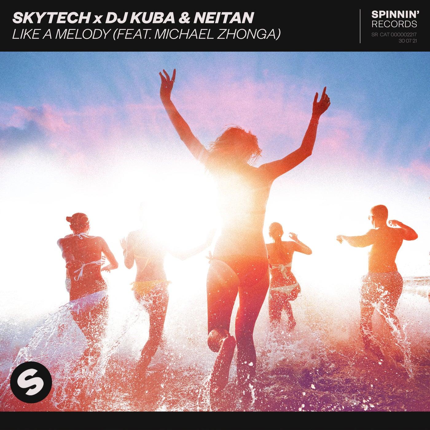 Like A Melody (feat. Michael Zhonga) (Extended Mix)