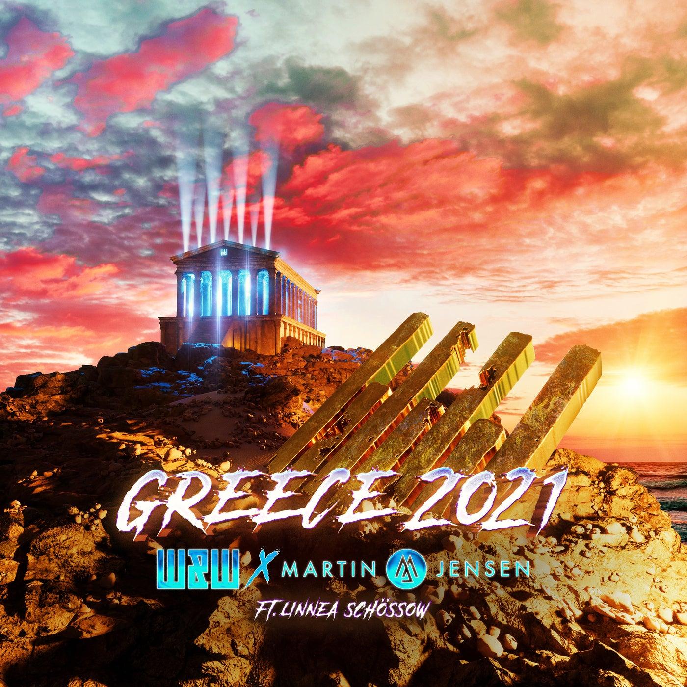 Greece 2021 feat. Linnea Schossow (Extended Mix)