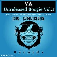 VA – Unreleased Boogie Vol.1 – (Nu Monkey Records)