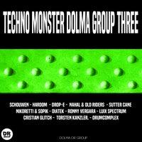 VA - Techno Monster Dolma Group Three [DR Group]