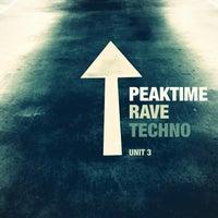 VA - Peaktime Rave Techno - Unit 3 [KGG]